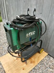 Esab L tec Pcm 1000i Plasma Cutter Cutting Torch System Good Condition And Cart