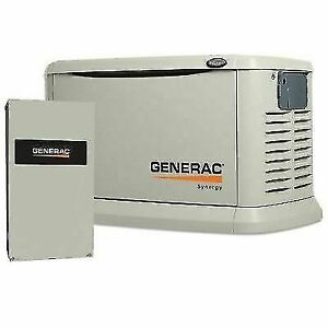 Generac 7040 20kw 200 amp Air cooled Standby Back up Power Generator