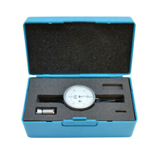 Swiss Type Vertical Dial Test Indicator 0005 Graduation 0 0 060 Dovetail