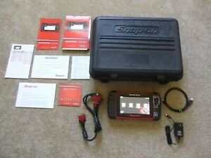 snap on Solus Ultra Full function Scanner Scan Tool Software Version 18 2