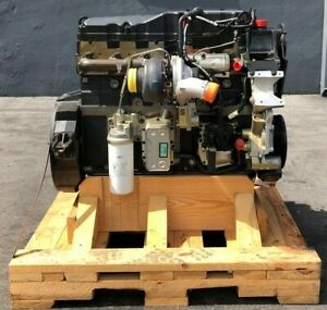 2013 International Maxxforce 9 10 Diesel New Crate Engine Emission Delete