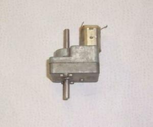 Small G E Variable Speed timing Motor