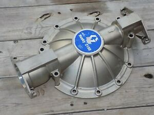 Graco Husky 2150 Diaphragm Pump Fluid Cover 194279 316 Stainless