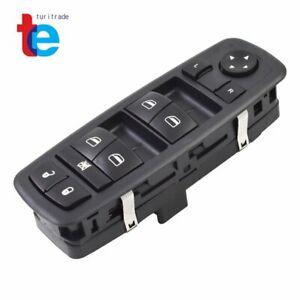 Fit For 2013 2016 Dodge Dart Master Left Driver Window Switch 56046553 Free Us