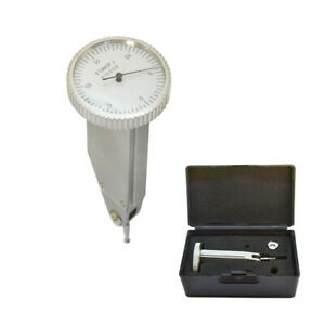 030 Inch Vertical Dial Test Indicator 0005 Inch Graduation With Case