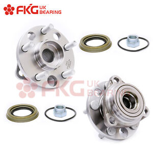 Front Wheel Bearing Kit Hub For 95 2005 Pontiac Sunfire Chevy Cavalier 513017kx2