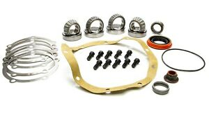 Ratech 2 891 Id Case Ford 9 In Complete Differential Installation Kit P n 306k 3