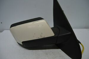 2007 2008 Ford Expedition Rear View Side Mirror Right White Ag29 007