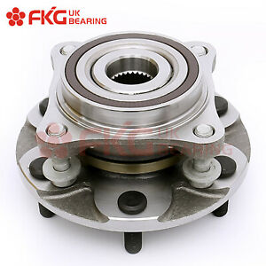 New Front Wheel Hub Bearing Assembly For Toyota Tacoma 4runner Fj 4wd 515040x1