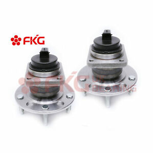 2 Front Wheel Bearing Hub W abs For 93 02 Chevy Camaro Pontiac Firebird 513090