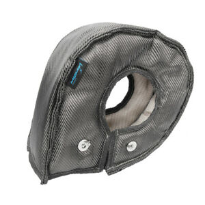 Carbon Fiber Turbo Cover Blanket Turbocharger Heat Shield Cover Wrap For T6 T78