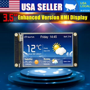3 5 Inch Nextion Enhanced Hmi Intelligent Touch Tft Lcd Module Display Panel