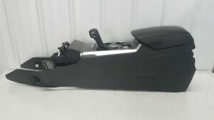 2011 2015 Ford Explorer Front Floor Base Console W o Gear Shifter Oem