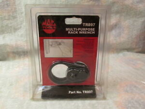 Mac Tr897 Multi Purpose Rack Wrench New In Pack