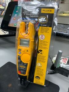 Fluke T6 600 Clamp Continuity Non contact Current Electrical Voltage tea032726