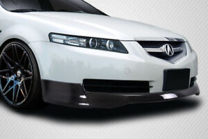 Carbon Creations Aspec Look Front Lip 1 Piece For Tl Acura 04 06 Ed_115428