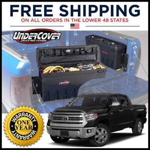 Undercover Driver Left Side Swing Case Storage Box For 2007 2019 Toyota Tundra