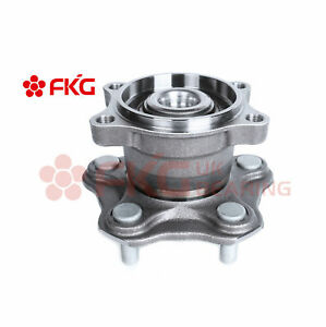 1 Rear Wheel Hub Bearing Assembly For Nissan Altima Maxima Quest 3 5l 512201