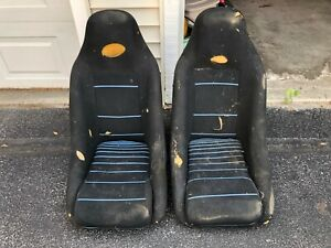 Corbeau Style Racing Seats Rare Find In The States