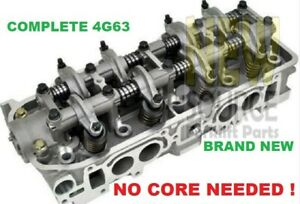 Md192297 Cl 926186 Ct 1084964 Complete Cylinder Head For Mitsubishi 4g63