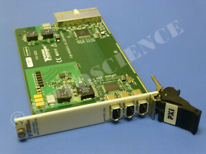 National Instruments Pxi 8252 Ni Firewire Camera Interface Module Ieee 1394