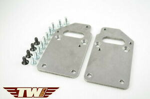 Ls Conversion 1 Set Back Motor Mount Plates