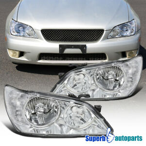 For 2001 2005 Lexus Is300 Headlights Head Lamps Replacement Pair