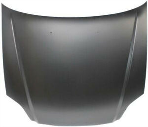 Capa Steel Primed Hood For 1999 2000 Honda Civic