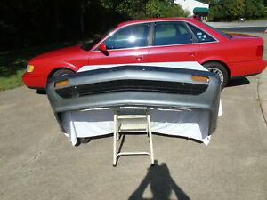 Audi 200 1989 91 Front Bumper Cover With Reinforcement 447807105c