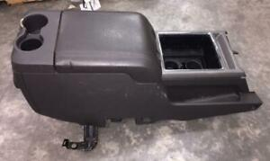 2011 2016 Ford F250sd F350sd Front Floor Console Assembly With Warranty Oem
