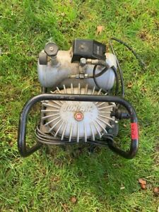 Jun Air Compressor 115v 3500rpm Tatoo Working 74942