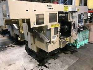 1996 Muratec Mw12 Cnc Twin Spindle Lathe