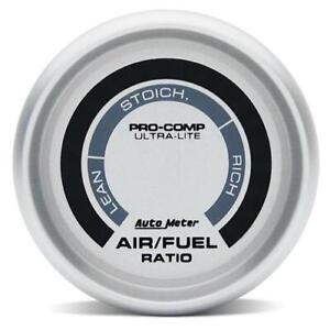 Autometer 4375 Ultra Lite Digital Narrowband Air Fuel Ratio Gauge