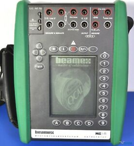 Beamex Mc3 r Multifunction Process Calibrator Nist Calibrated With Fluke Leads