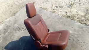 Rear Seat Ford F450 Sd Pickup 14