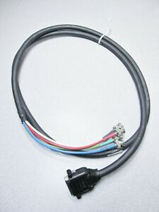 Pentax Pv bemv 6 Rgb Endoscope Video Monitor Cable For Epm 1000 Processor 6ft