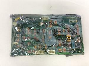 Lincoln G1846 2 Invertec 300 Control Board