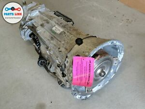 2017 2018 Mercedes Cls63s Amg W218 4matic 7 Speed Automatic Transmission Gearbox