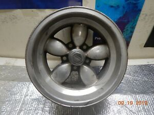 Vintage 15x8 5 American Racing Daisy Wheel 5 On 5 Chevy Truck Full Size Van