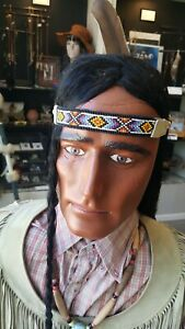 Full Body Indian Mannequin South Western Native American Life Size