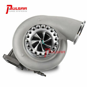 S400sx4 S488 88mm Billet Compressor Wheel T4 Twin Scroll 1 10 A R Turbo Charger