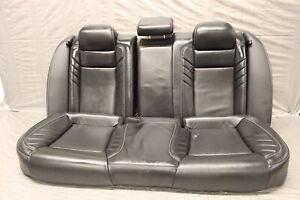 2018 18 Dodge Charger Hellcat Srt 6 2 4dr Oem Leather Rear Seats 1176