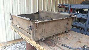 1926 1927 Model T Ford Roadster Pickup Box Tailgate 26 27 Touring