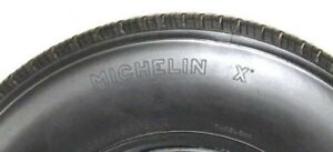 Michelin X Tires 4 Vintage Big And Little 15 Inch