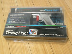Sears Craftsman Inductive Timing Light 9 2134