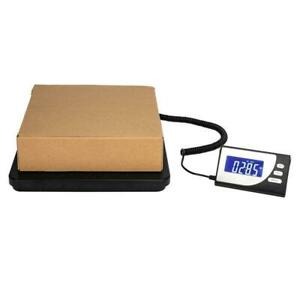 440lb X 0 1 Heavy Duty Industry Digital Shipping Postal Scale 200kg W Ac Adapter