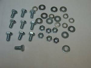 1954 1959 Chevy Stepside Truck Front Bed Panel Mounting Bolt Kit