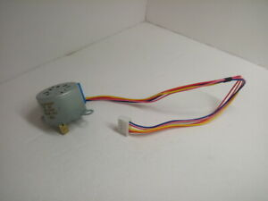 28byj 48 12v 12 Volts Dc Step Motor 5 Pins Power Control Cable 28byj For Arduino