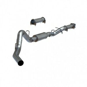 Mbrp 4 Catback Exhaust For 2001 2005 Chevy Gmc 2500 3500 Duramax Ec cc