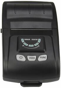 Royal Pt 300 Wireless Handheld Thermal Printer With Wi fi Bluetooth And Usb